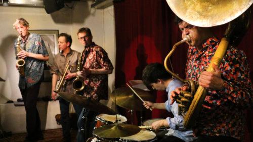 Mâäk Quintet @ Bel Jazz Fest