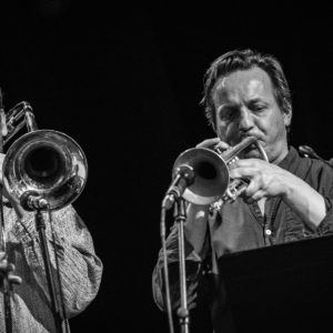 September 12, 2018: Carte Blanche for Laurent Blondiau @ Marni Jazz Festival