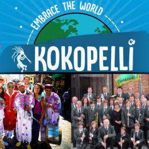 Remork & Karkaba en première mondiale avec l'Harmonie Gullegem