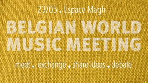 Join the Belgian World Music Network