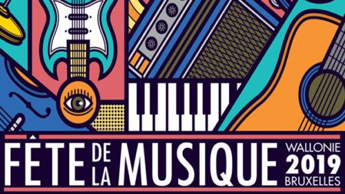 MetX participates at Fête de la Musique dans les Marolles