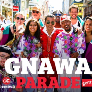 MetX opent Gnawa Festival Gent