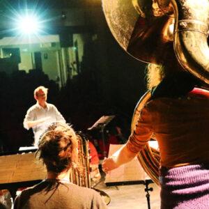 MetX jamt in Théâtre National