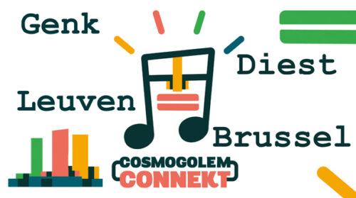 Le CosmoGolem connecte les jeunes en Flandre et à Bruxelles
