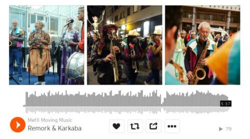 Nouveaux morceaux Remork & Karkaba