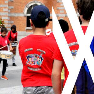 Journée portes ouvertes Nieuwland avec Fanfakids & Karkaba