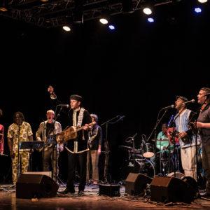 "Nieuw album Marockin' Brass ""Beats & Pieces"""