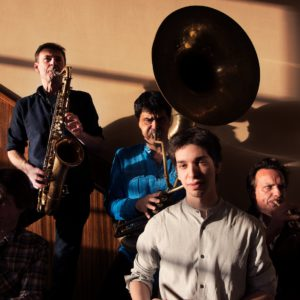 'Carte Blanche' for Mâäk at Jazz Middelheim