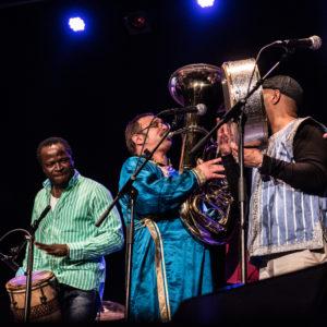 Video: Marockin' Brass – Jilali Bouhalem (live @ Radio 1)