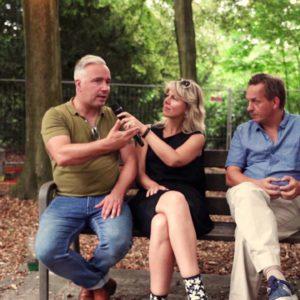 INTERVIEW: Lies Steppe (Klara) interviews Mâäk @ Jazz Middelheim