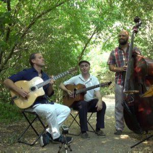 Jam @ Pianocktail met Renaud Dardenne Trio