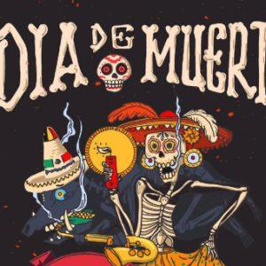 MetX celebrates Dia de Muertos in Les Marolles