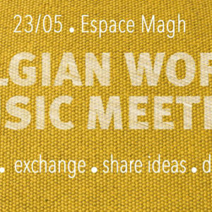 Join the Belgian World Music Network