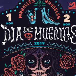 Dia de Muertos returns to les Marolles