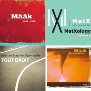 MetX playlists & mixtapes