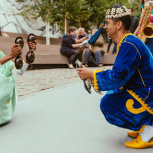 Brussels gnawa added as intangible heritage