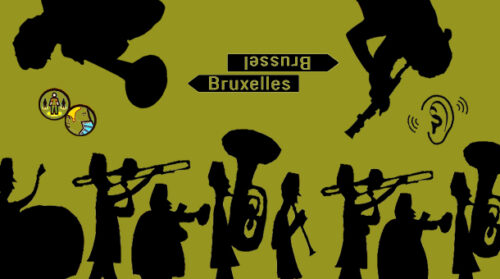 Fêtes de la Musique in les Marolles and Molenbeek